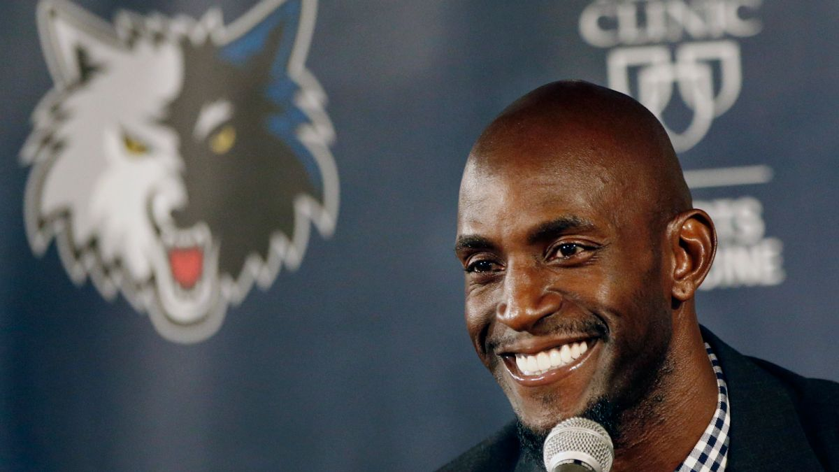 Why KG needs Minnesota